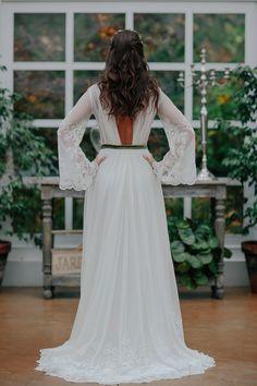 Boohoo Wedding Dress, 2016 Wedding Dresses, Event Dresses, Wedding Dress Styles, Wedding Gowns, Gypsy Wedding, Dream Wedding, Wedding Dreams, Bridal Portraits