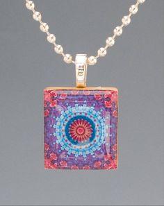 Resin Jewelry by Katherine Swift