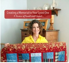 Great ideas for remembering ancestors and loved ones who have passed away