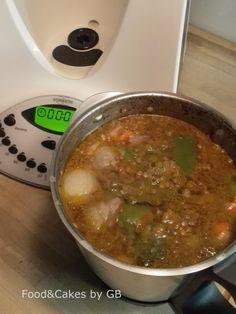 Posted by: Gemma Biosca     Hoy os traigo una receta hecha en la Thermomix  que me he dado cuenta de que hace días que no publico ninguna....