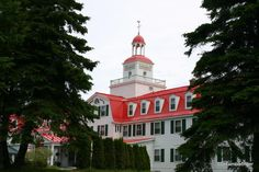 Hotel Tadoussac, Quebec