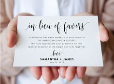 Picking out the perfect gift for your wedding guests can be daunting. So here are some ideas and tips for the choosing the perfect wedding favors! Unique Wedding Favors, Unique Weddings, Wedding Gifts, Donation Wedding Favors, Wedding Things, Wedding Stuff, Wedding Wishes, Wedding Cards, Our Wedding