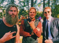 Avengers Cast, Marvel Avengers, Chris Pratt, Chris Evans, Marvel Actors, Marvel Fan, Marvel Memes, Chris Hemsworth, Marvel Cinematic Universe