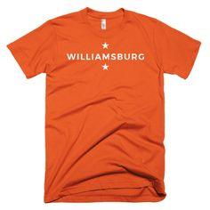 Williamsburg Short sleeve men's t-shirt- Williamsburg T-Shirt