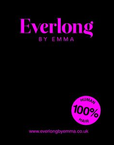 Coming soon 100% human hair extensions from Everlong Hair www.everlongbyemma.com