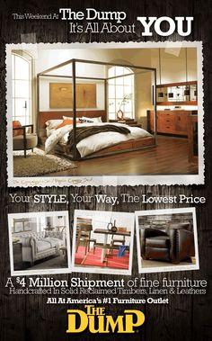 The Dump Dallas - Best furniture ever!