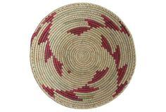 Decorative Navajo Basket