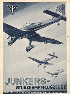 Ju-87 B Stuka