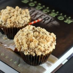 The recipe for Thomas Keller's ultimate blueberry muffins from Bouchon Bakery.