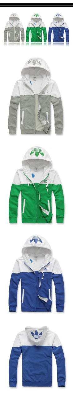 cotton hooded cardigan / sweater sportswear / casual Slim jacket coat from Reliable H...