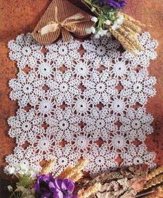 Ivelise Feito à Mão: Centrinho De Flores