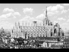 La città di Milano nel 1734 - YouTube