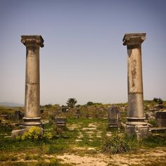 Roman ruins of Volubilis. by Benoit Demers on 500px