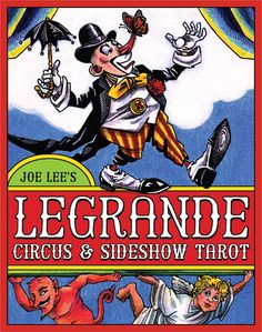 Legrande Circus Tarot It's NOW available