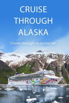 With spectacular views and breathtaking wildlife, Alaska is a once-in-a-lifetime trip. Learn more at ncl.com