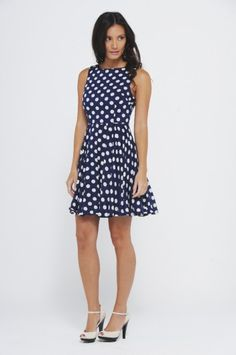 Polka Dots! Love. And, I can actually afford this!! lol