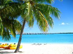 Spiagge da sogno #Polinesia St. Regis Bora Bora