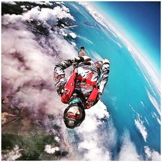 owner of is set on the of with ・・・ Looking for a new vibe! Winter is out! Let's get our DZ shaped for some jumps and and get rid of the Wingsuit Flying, Wild Sports, Hang Gliding, Rappelling, Learn To Fly, Above The Clouds, Paragliding, World View, Snow Skiing
