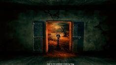 Door To Hell by Gogydesign.deviantart.com on @DeviantArt