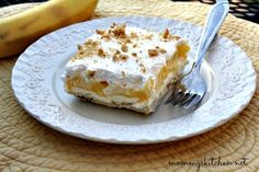 Mommy's Kitchen - Old Fashioned & Country Style Cooking: Banana Cream Delight
