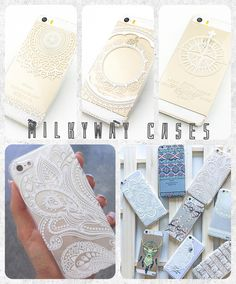 Iphone cases from Milkyway ☻. ☂. ☺ ☻