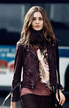 62 Most Amazing Leather Jackets for Women in 2016 | Pouted Online Magazine – Latest Design Trends, Creative Decorating Ideas, Stylish Interior Designs & Gift Ideas