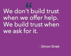 Simon Sinek... #trust