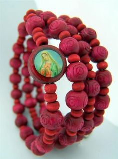 madonna bead in Religion & Spirituality | eBay
