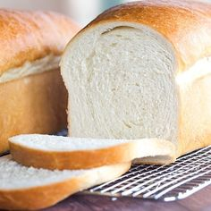 My Favorite White Bread Recipe via @browneyedbaker