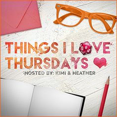 Jessica Takes on the World: Things I Love Thursdays, Vol. 7: Secret Project Edition