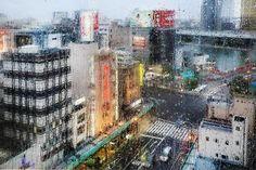 Huile 8 by Christophe Jacrot