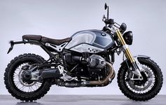 BMW R 1200 Nine-T Brooklyn Scrambler 2014 - 10