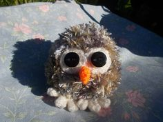 Another little baby owlette,  so cute