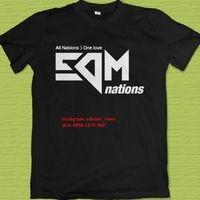 Kaos Distro DJ Original EDM Merchandise
