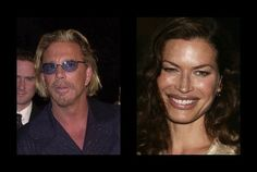 Mickey Rourke was married to Carre Otis - Mickey Rourke Dating History - Photos