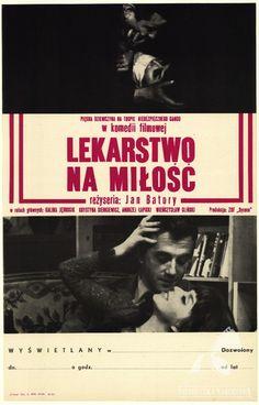 Lekarstwo na miłość/Cure for love - Polish comedy, 1966