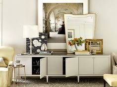 credenza stylings