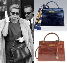 775503423a9 Grace Kelly & the Hermes bag she inspired | a few of my favorite ...