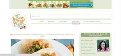 ¿Como ganar dinero con un blog de cocina? - 3 ejemplos. Blog, Meal Planning, How To Earn Money, Easy Recipes, Tent, Cuisine
