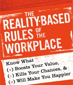 Take control of your own happiness at work by following these simple instructions in Cy Wakeman's latest book