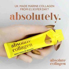 Women's Best Collagen Drink   Beauty Box   Absolute Collagen #ToenailFungusVinegar Collagen Drink, Supplements For Women, Beauty Regime, Beauty Box, Skin So Soft, Amino Acids, Stevia, Boxer, Hair Styles