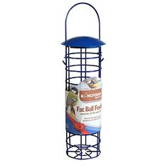 From 1.99 Kingfisher Suet Fat Ball Feeder