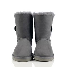 64b9fc1c069 Cheap UGG Boots Women s Bailey Button 5803 Grey Outlet Online Sale Black  Friday and Cyber Monday