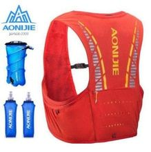 f768abcd39ea AONIJIE 5L Running Backpack Outdoor Hydration Vest Pack Bag Marathon ...