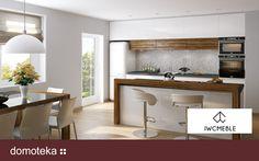 Jeśli kuchnia to dla Ciebie serce domu, to na pewno przy jej urządzaniu dogadasz się z projektantami zIWC Meble. Pomogą Ci zadbać o wszystko – od designu, po ergonomię kuchni.