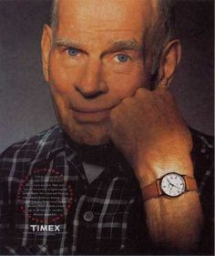 Read more: https://www.luerzersarchive.com/en/magazine/print-detail/timex-12125.html Timex Edwin Robinson became blind and deaf after a truck accident. Nine years later he was struck by lightning and within hours his vision and hearing were restored. Edwin is wearing a dress watch from the Timex men´s fashion collection. Water resistant, it stands up to all kinds of weather. It costs about $45. Tags: Fallon, Minneapolis,Timex,Bruce Bildsten,Houman Pirdavari,Hiro