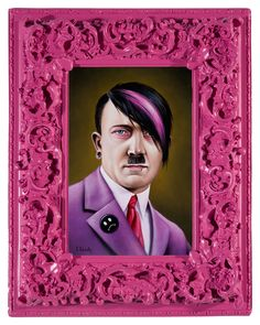 Hitler: the original emo. Needy, moody and desperate for attention, Adolf was arguably the first emo on the block minus his hipster love of Wagner.