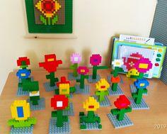 Art For Kids, Crafts For Kids, Arts And Crafts, Spring Activities, Activities For Kids, Legos, Lego Duplo, Pixel Art, Homeschool