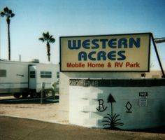 Western Acres Mobile Home And RV Park In Mesa AZ