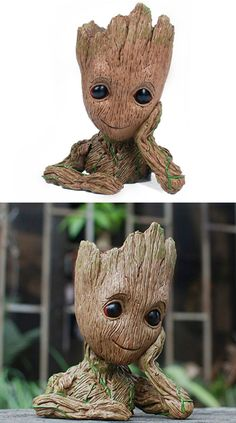 """Awesome """"Baby Groot"""" Planter Pot.  100% Free Shipping  30% OFF  Only for Today. Very Limited Stock - Get yours now!"""